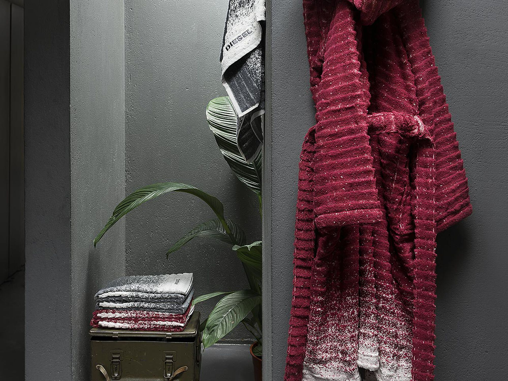 GRADIENT Mirabello for Diesel - Home Textile