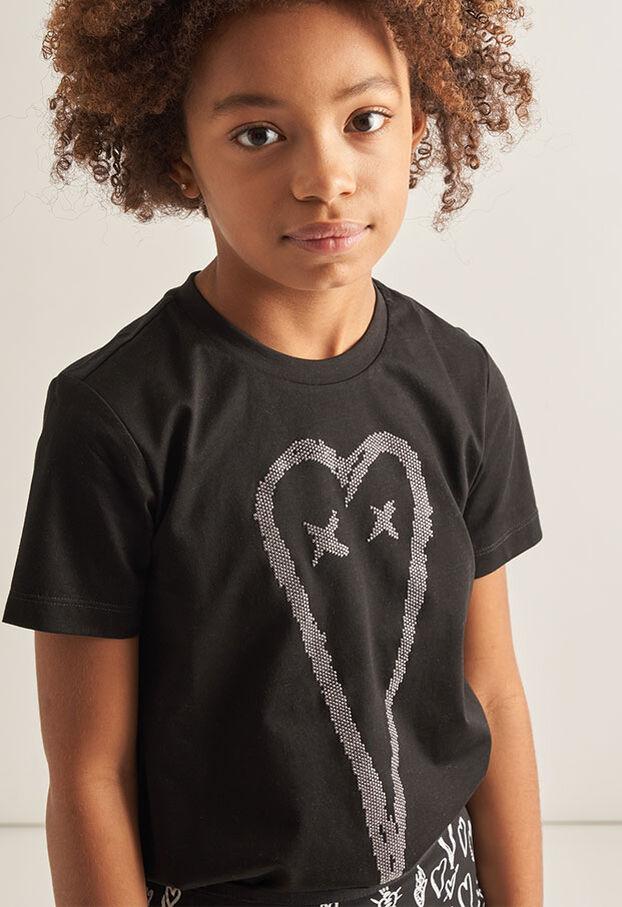 TSILYHEART, Black - T-shirts and Tops