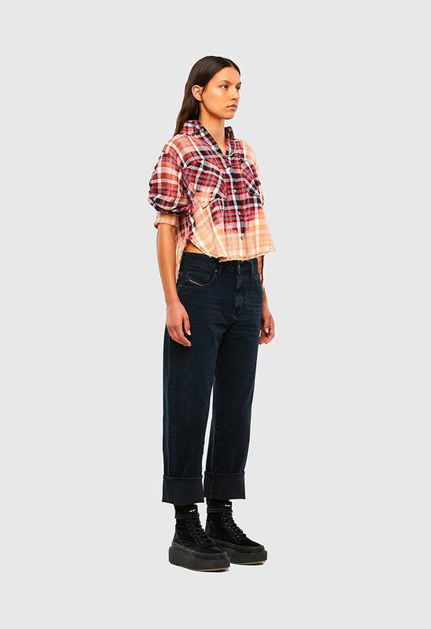 D-Reggy 009IP, Dark Blue - Jeans