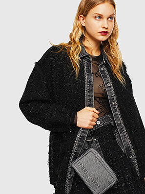 ROSA', Grey - Crossbody Bags