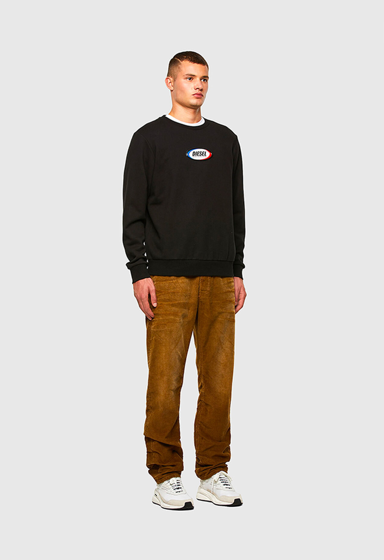 D-Macs 069PT, Light Brown - Jeans