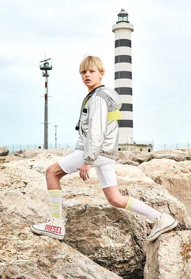 SN MID 07 MC YO, White - Footwear