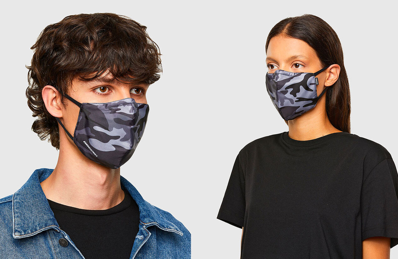 FACEMASK-CAMU, Black - Other Accessories
