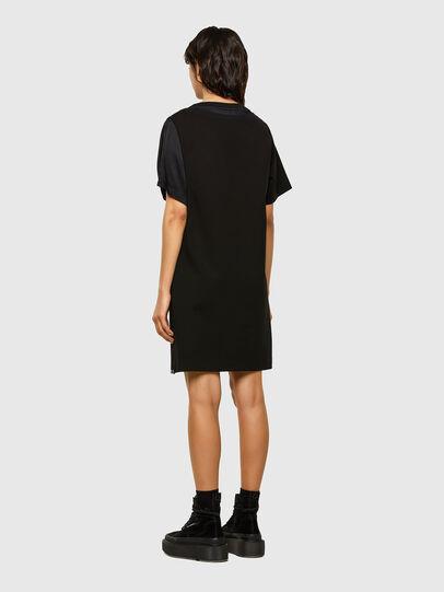 Diesel - D-OUBLE, Black - Dresses - Image 2