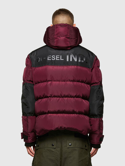 Diesel - W-RUSSELL, Violet - Winter Jackets - Image 2