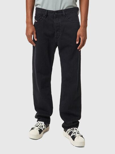 Diesel - D-Macs 009RL, Black/Dark grey - Jeans - Image 1