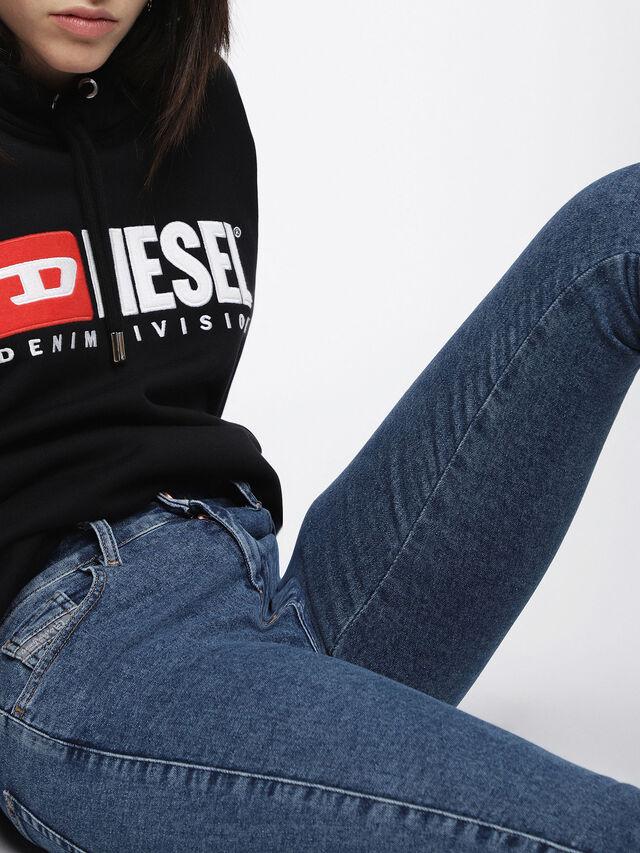 Diesel - Slandy 085AI, Medium blue - Jeans - Image 3