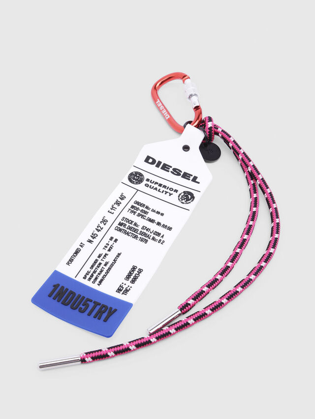Diesel - BERGAN-HOOK, Multicolor - Bijoux and Gadgets - Image 1