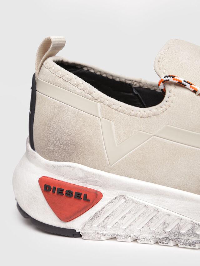 Diesel - S-KBY, Beige - Sneakers - Image 4