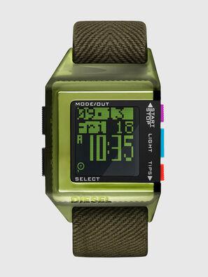 DZ1880, Olive Green - Timeframes