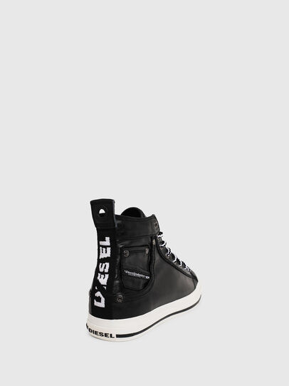 Diesel - EXPOSURE I, Black - Sneakers - Image 4