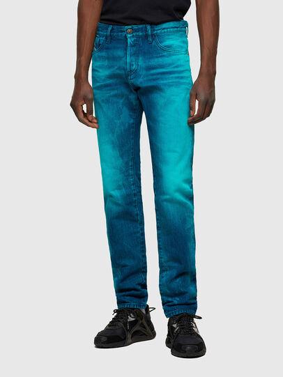 Diesel - D-Kras 009VK, Azure - Jeans - Image 1