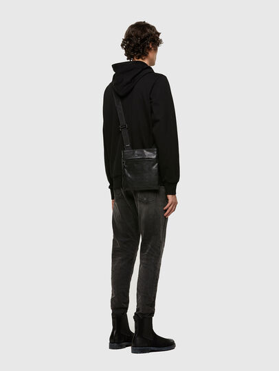 Diesel - TASSYO, Black - Crossbody Bags - Image 7