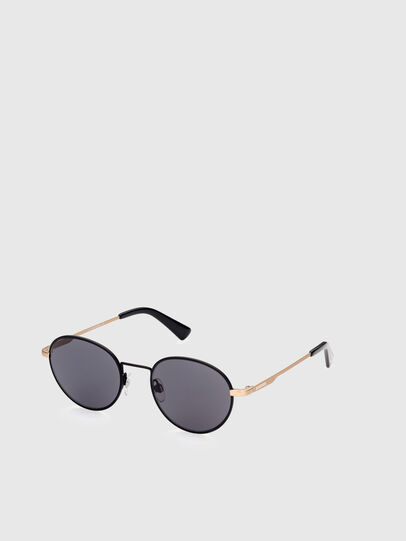 Diesel - DL0290, Black - Sunglasses - Image 2