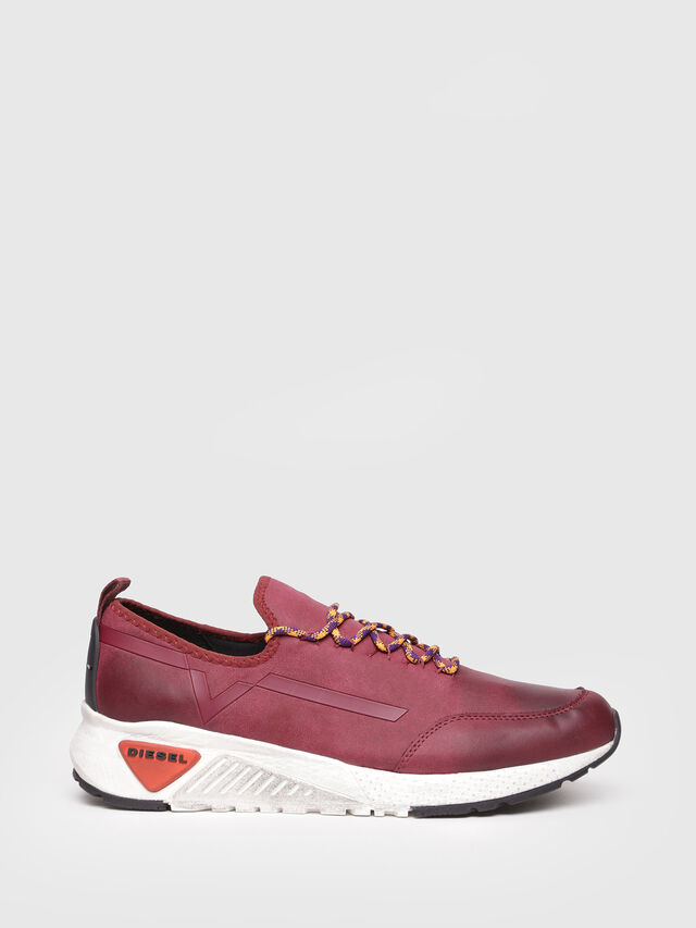 Diesel - S-KBY, Fire Red - Sneakers - Image 1