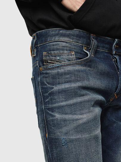 Diesel - Safado 0096U, Dark Blue - Jeans - Image 3