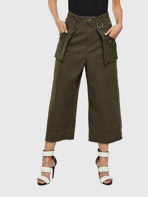 P-RAEY, Military Green - Pants