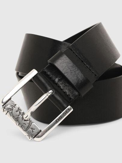 Diesel - B-MOCKLE, Black - Belts - Image 2