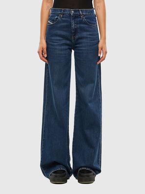 D-Akemi 009KE, Medium blue - Jeans