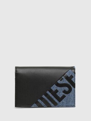 DUKEZ, Black/Blue - Card cases