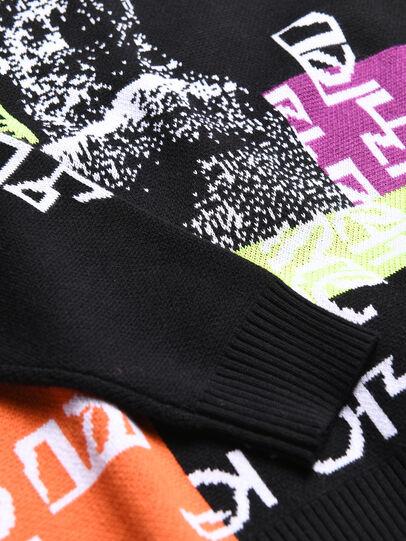 Diesel - KNOX, Multicolor/Black - Knitwear - Image 3