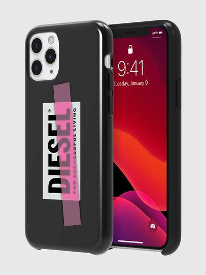 Diesel - DIPH-031-BLKPT, Black/Pink - Cases - Image 1