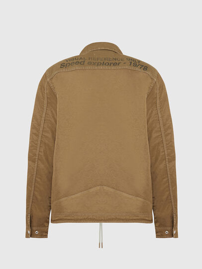 Diesel - J-BERKLEY, Light Brown - Jackets - Image 2
