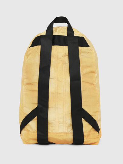 Diesel - BAPAK, Light Yellow - Backpacks - Image 2