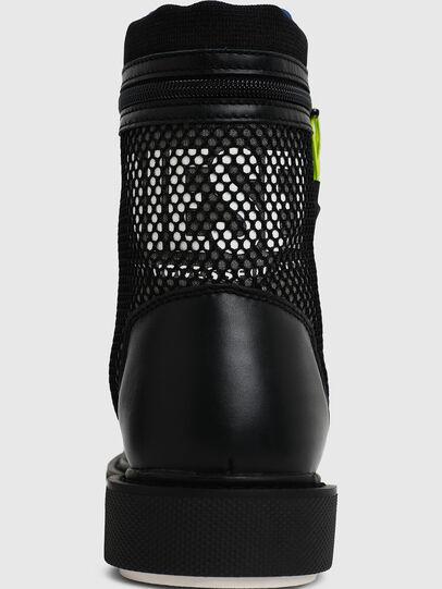 Diesel - H-CAGE DBZ, Black - Boots - Image 4