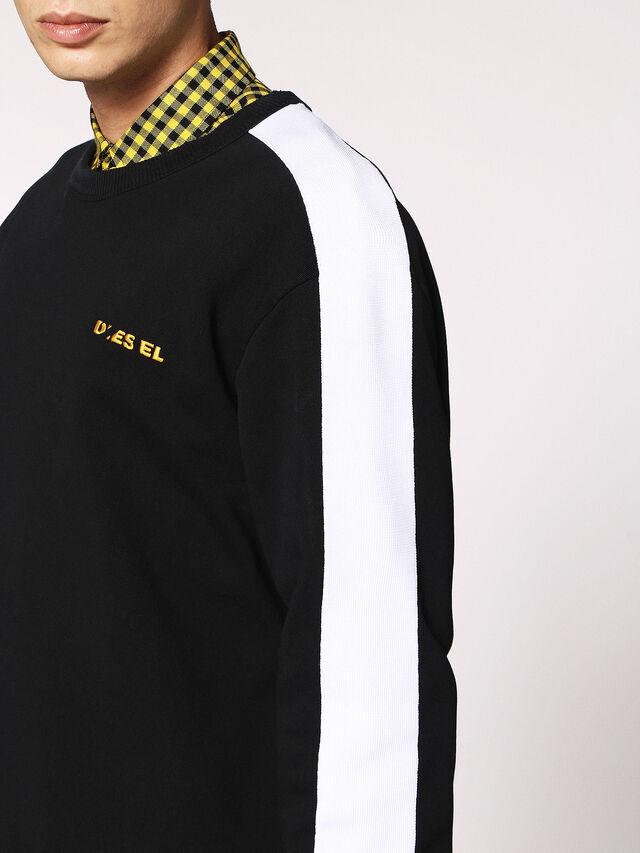 Diesel - S-MEGGY, Black - Sweaters - Image 4