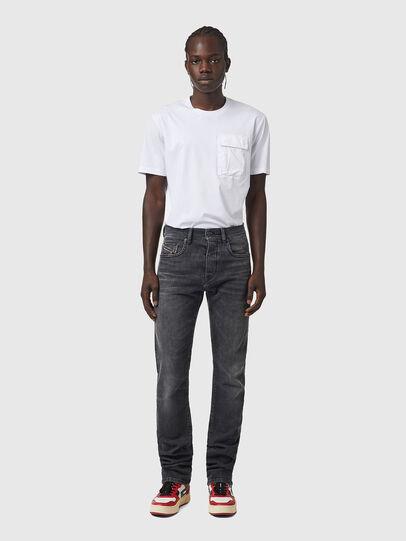 Diesel - D-Vocs 09B42, Black/Dark grey - Jeans - Image 5