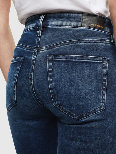 Diesel - Slandy 0094Z, Dark Blue - Jeans - Image 5
