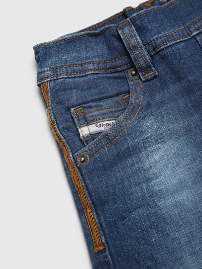 Diesel - KROOLEY-NE-B-N, Light Blue - Jeans - Image 3