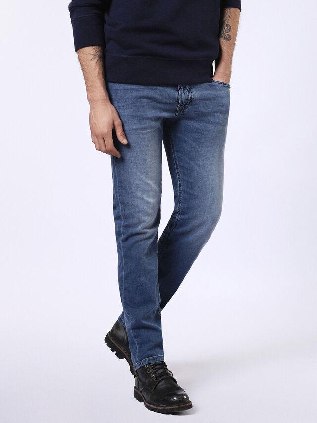 Diesel - WAYKEE JOGGJEANS 084CZ, Light Blue - Jeans - Image 1
