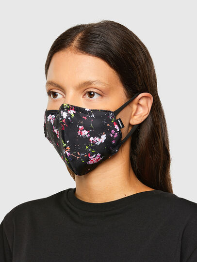 Diesel - FACEMASK-FLO, Black - Other Accessories - Image 3