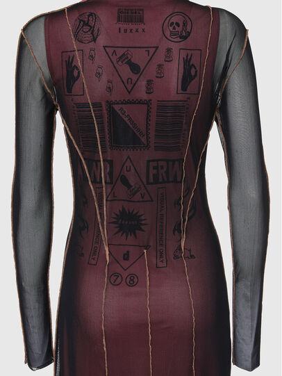 Diesel - D-VINA, Pink/Black - Dresses - Image 4
