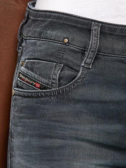 Diesel - D-Ollies JoggJeans 069QA, Black/Dark grey - Jeans - Image 3