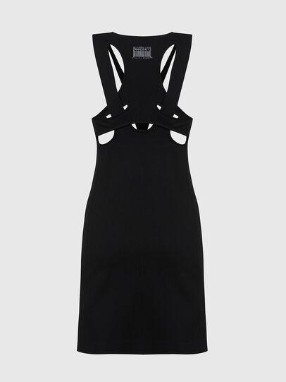 Diesel - D-KLAREN, Black - Dresses - Image 2