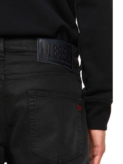 Diesel - D-Strukt JoggJeans® 069NC, Black/Dark grey - Jeans - Image 4