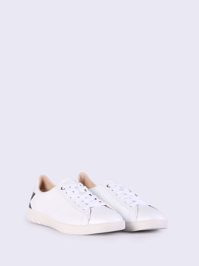 S-OLSTICE LOW W, White