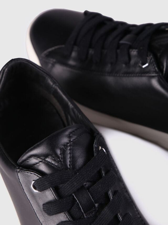 Diesel - S-OLSTICE LOW W, Black - Sneakers - Image 4