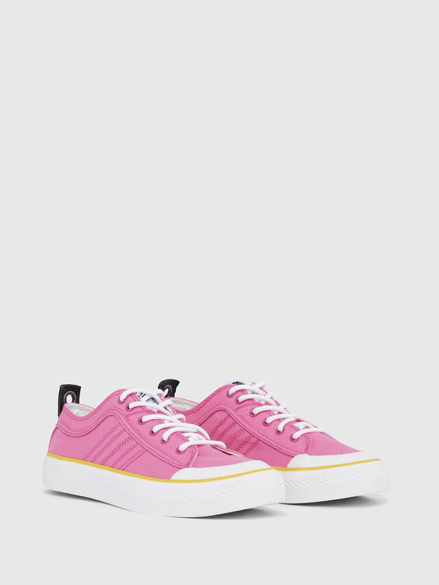 Diesel - S-ASTICO LC LOGO W, Pink - Sneakers - Image 2