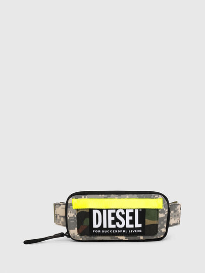 Diesel - BELT RUBBER CASE BIG,  - Continental Wallets - Image 1