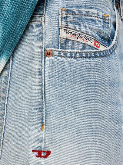 Diesel - D-Reggy 009GZ, Light Blue - Jeans - Image 5