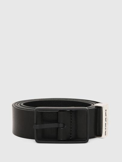 Diesel - B-MID, Black - Belts - Image 1