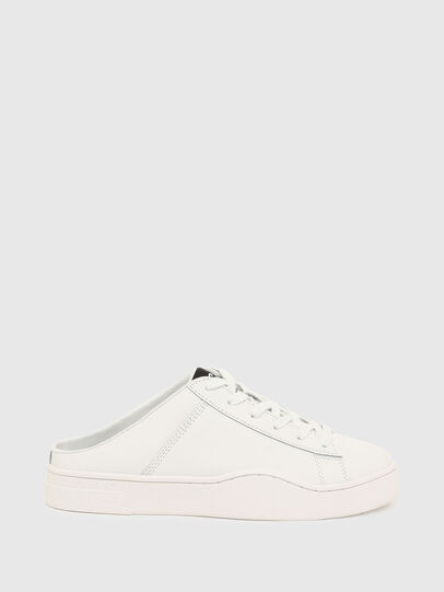 Diesel - S-CLEVER MULE W, White - Sneakers - Image 1