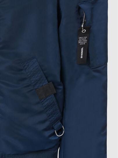 Diesel - J-ROSS-REV, Blue - Jackets - Image 6
