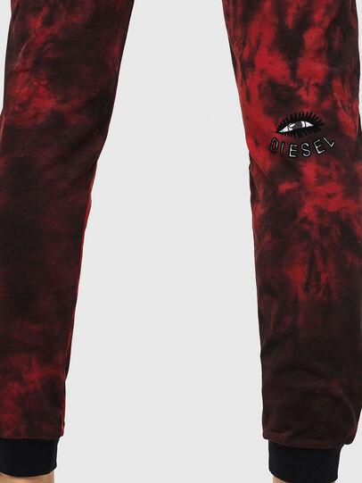 Diesel - UFSET-SILYBYX, Black/Red - Pajamas - Image 4