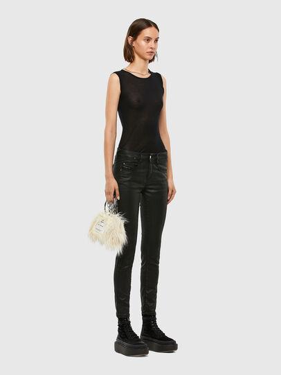 Diesel - D-Ollies JoggJeans® 069QJ, Black/Dark grey - Jeans - Image 7