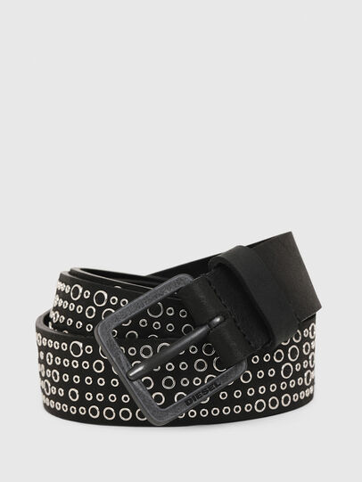 Diesel - B-HEAVY, Black - Belts - Image 2
